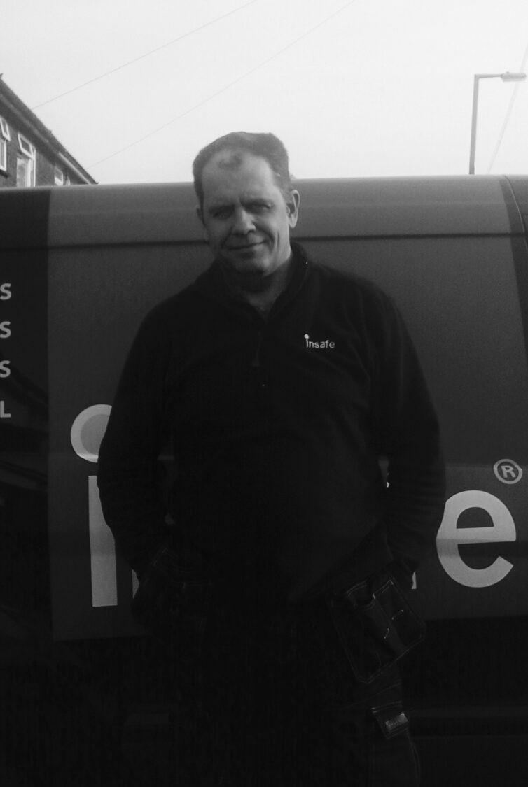 #TeamTuesday Meet Insafe Safe Engineer, Richard Butcher