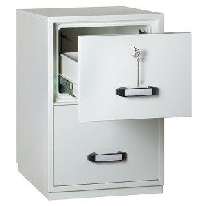 Fire Resistant Filing Cabinet – 2 Drawer