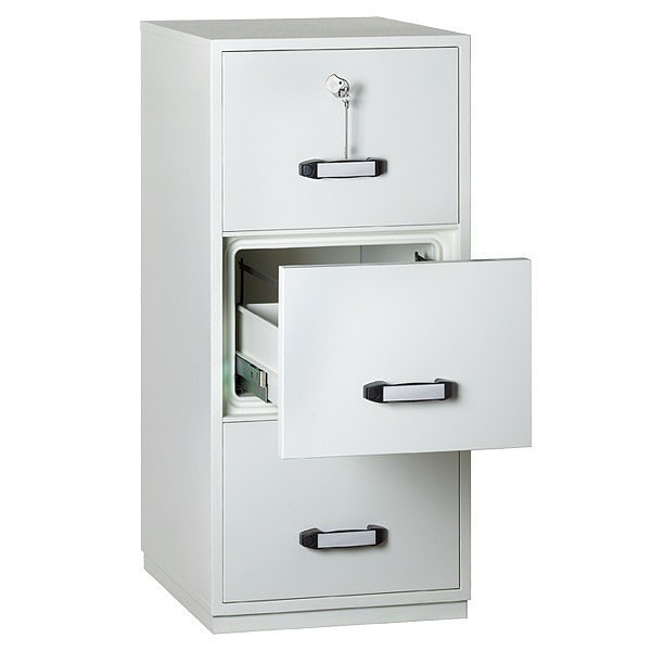 Fire Resistant Filing Cabinet – 3 Drawer