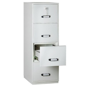 Fire Resistant Filing Cabinet – 4 Drawer