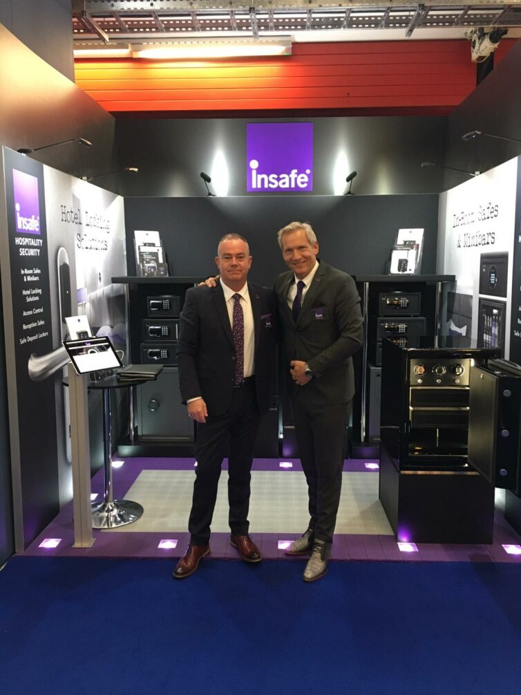 Insafe at The Independent Hotel Show