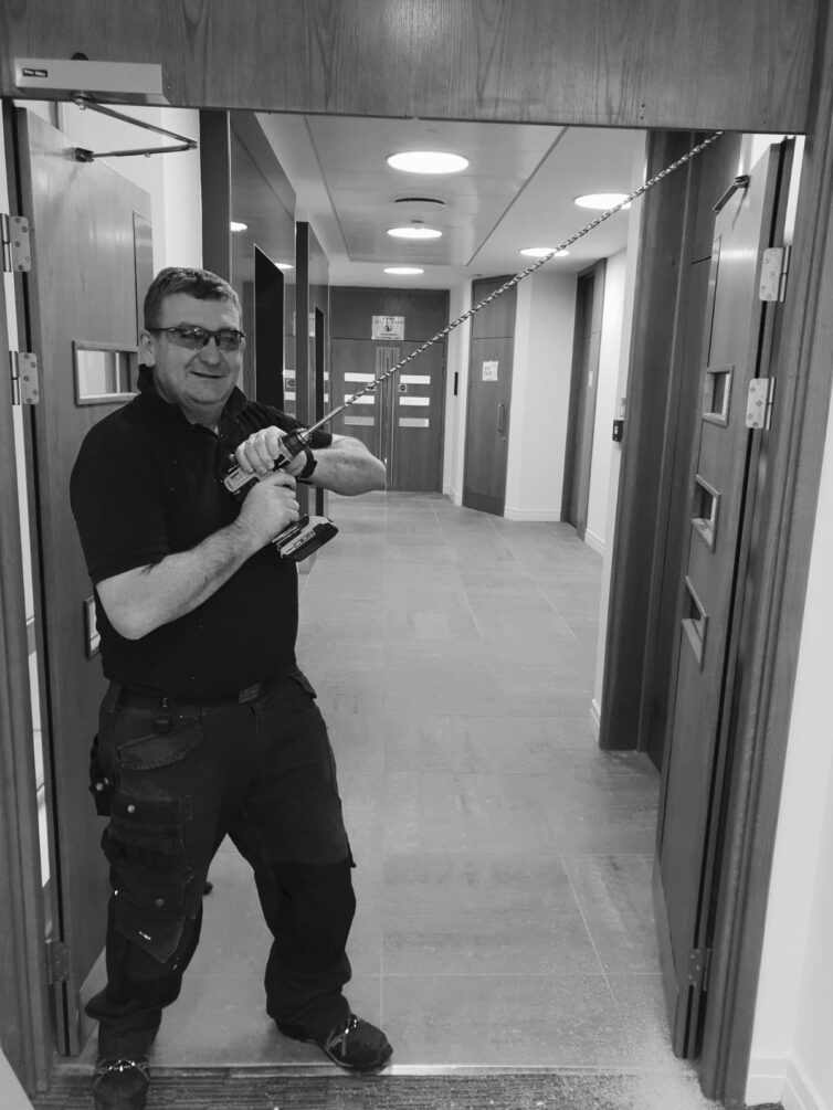 #TeamTuesday, Meet Insafe's Training and Technical Advisor, Danny Kilborn