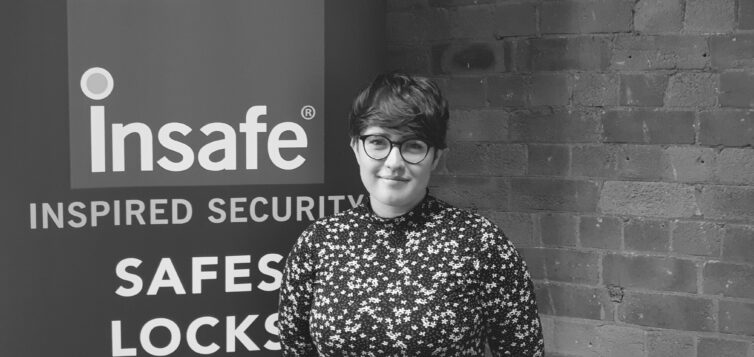 #TeamTuesday, Meet Insafe's Sales Support, Grace Bithell