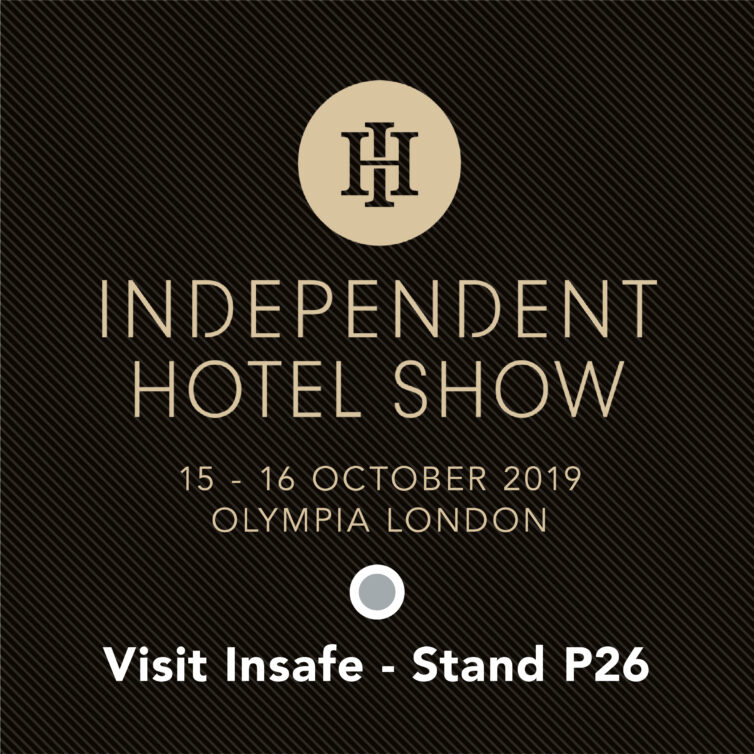 Insafe to exhibit at The Independent Hotel Show
