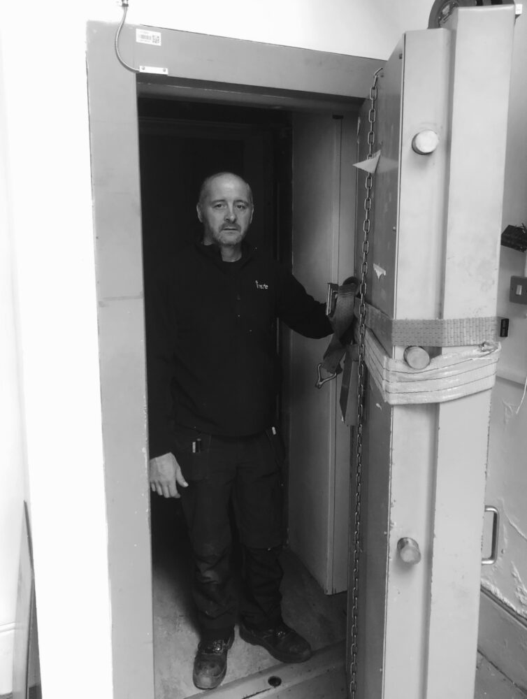 #TeamTuesday Meet Insafe Safe Crew Manager, Ian Lewis