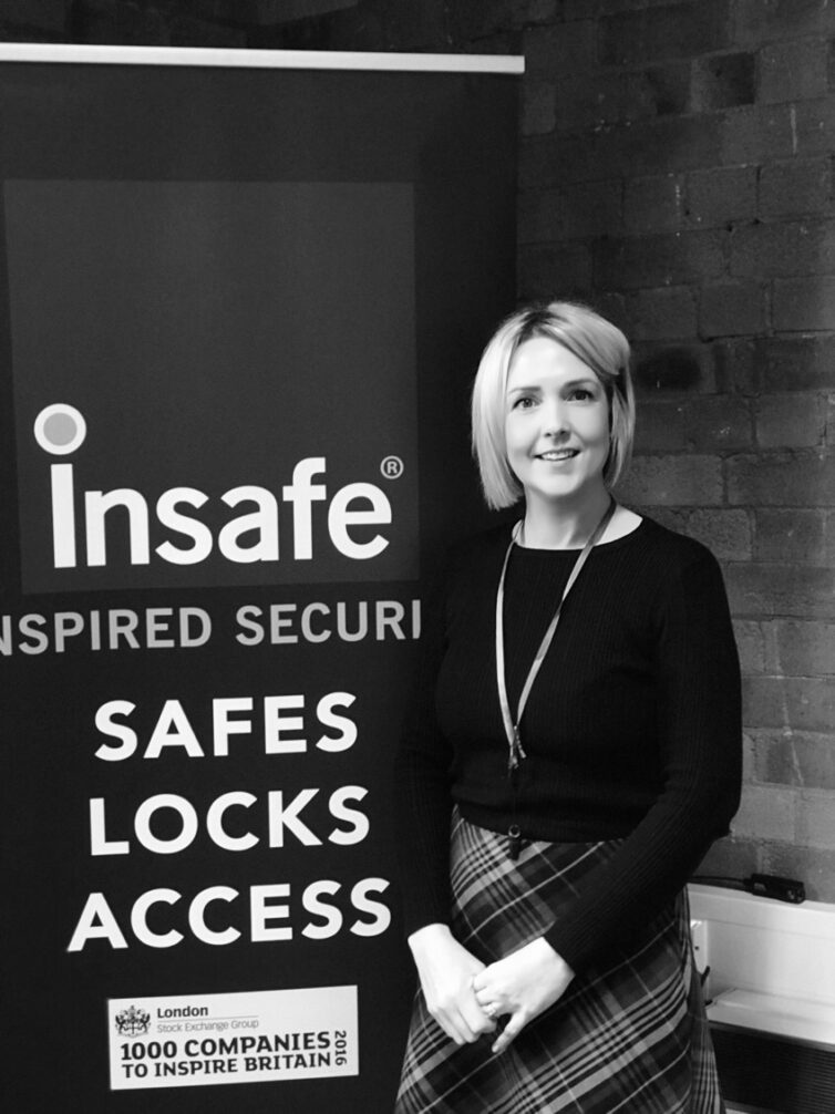 #TeamTuesday Meet Insafe's National Customer Service Manager, Gemma Jones