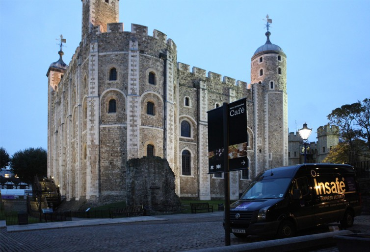 Insafe Safe Services at the Tower of London