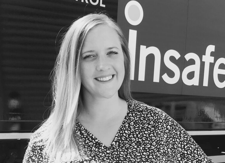 #TeamTuesday Meet Insafe Regional Service Manager, Kelly Ingleson