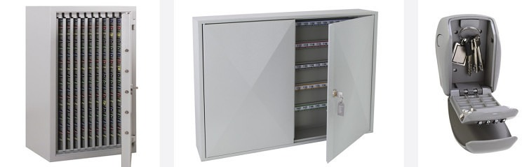 Key Cabinets and Key Safes Security Products
