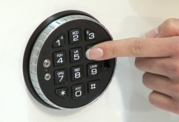 Program Keypad Lock