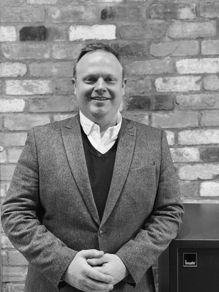 #TeamTuesday Meet Insafe's Managing Director, Simon Arthur