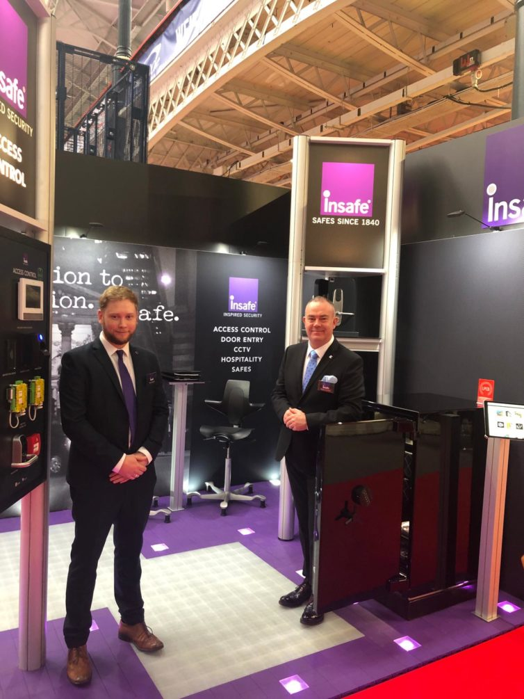 Insafe at International Security Expo