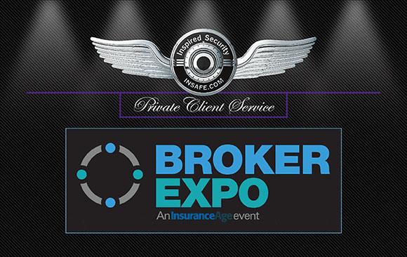 Insafe Exhibiting at Broker Expo 2018