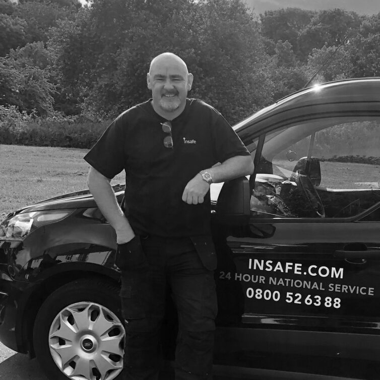 #TeamTuesday Meet Insafe Service Engineer, Dave Arnott