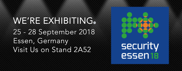 Security Essen 2018 Exhibition