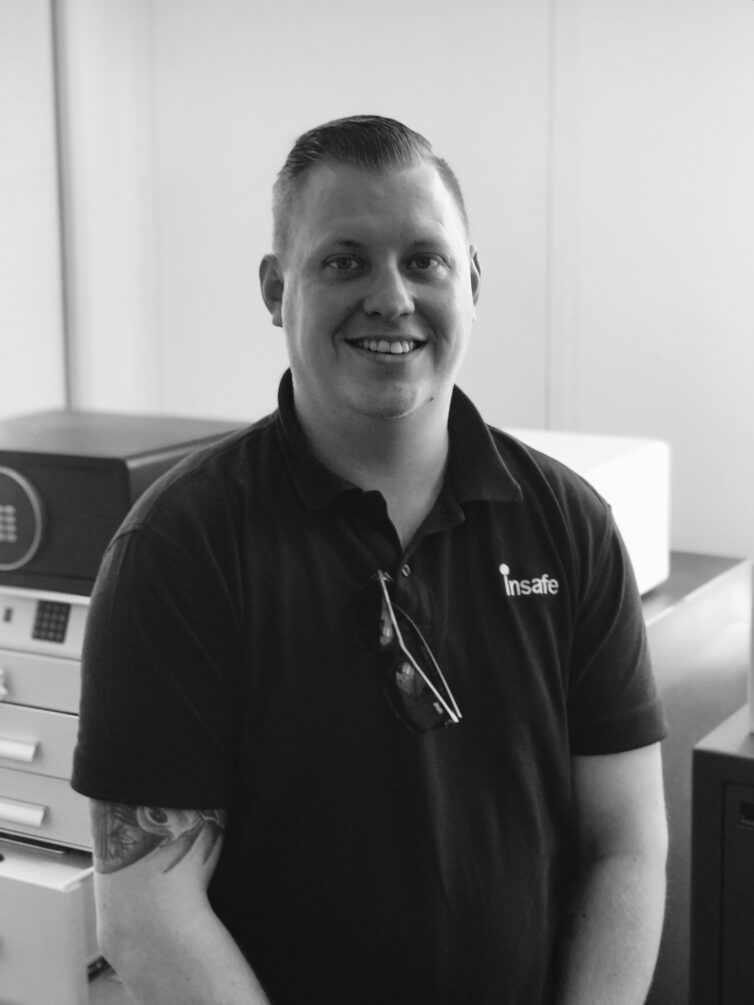 #TeamTuesday, Meet Insafe Field Service Engineer, Andy Lucas