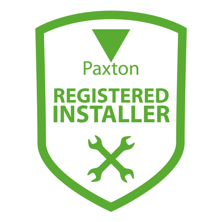 Insafe are now a Paxton Access Gold Installer
