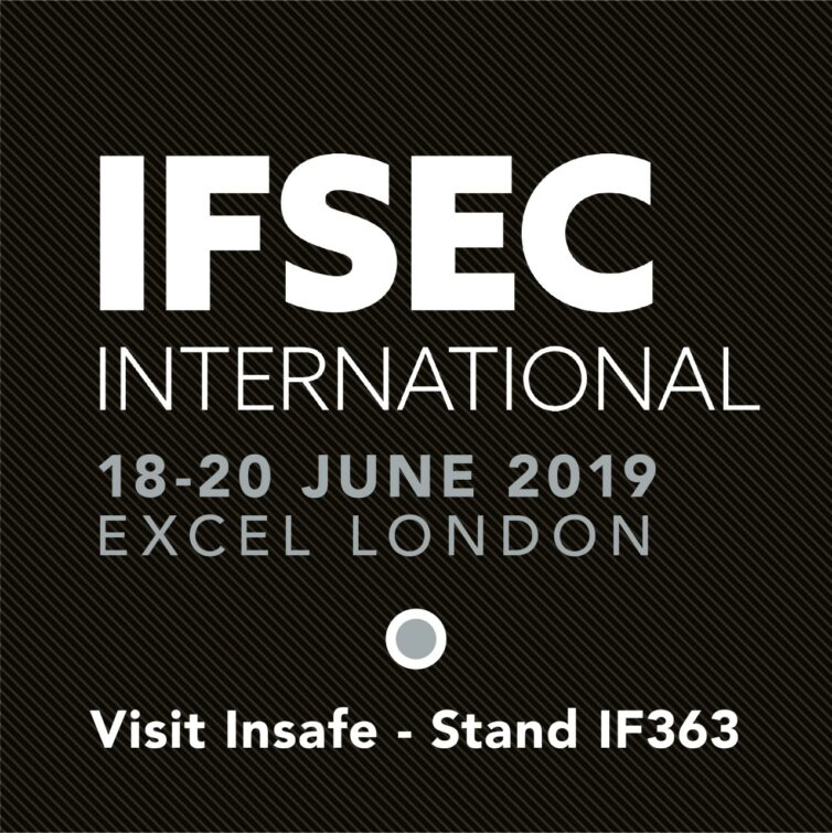 Insafe to exhibit at IFSEC 2019