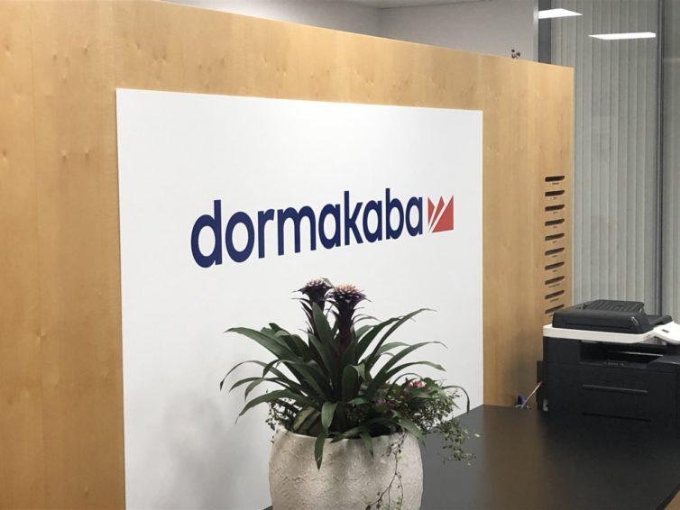 Insafe visit Dormakaba HQ