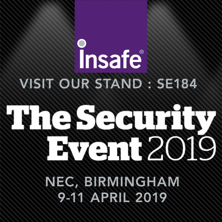 Insafe to Exhibit at The Security Event